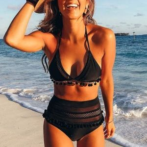 Other - High waist bikini, bathing suit, swimwear